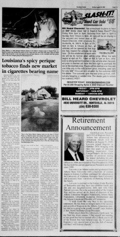 Athens News Courier, August 28, 2005, Page 41