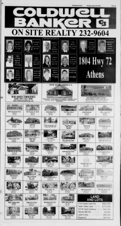 Athens News Courier, August 28, 2005, Page 77