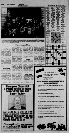 Athens News Courier, August 28, 2005, Page 48