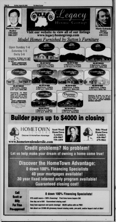 Athens News Courier, August 28, 2005, Page 76