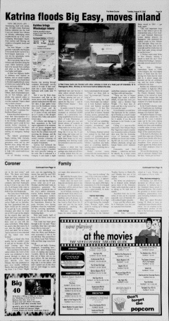 Athens News Courier, August 30, 2005, Page 5