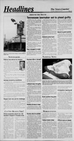 Athens News Courier, August 30, 2005, Page 7