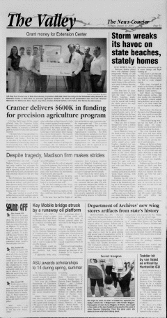 Athens News Courier, August 30, 2005, Page 9