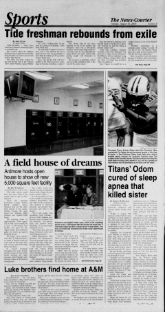 Athens News Courier, August 30, 2005, Page 17