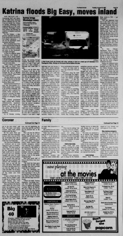 Athens News Courier, August 30, 2005, Page 6