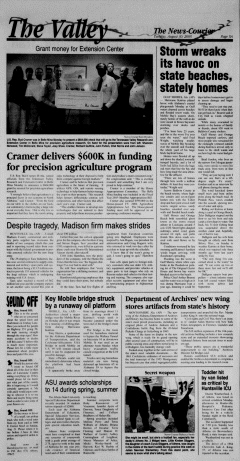 Athens News Courier, August 30, 2005, Page 10