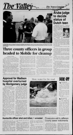 Athens News Courier, August 31, 2005, Page 9