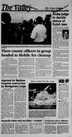 Athens News Courier, August 31, 2005, Page 10