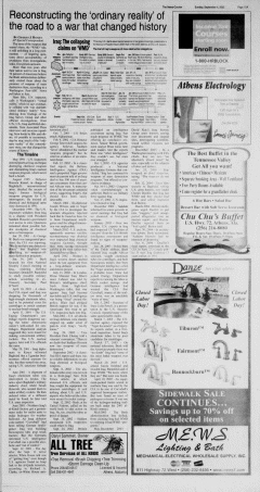 Athens News Courier, September 04, 2005, Page 29