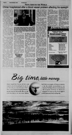 Athens News Courier, September 04, 2005, Page 36