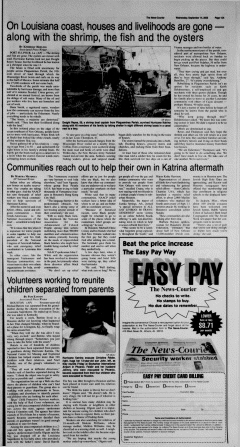 Athens News Courier, September 14, 2005, Page 30