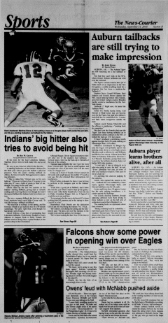 Athens News Courier, September 14, 2005, Page 34