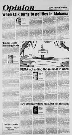 Athens News Courier, September 15, 2005, Page 7