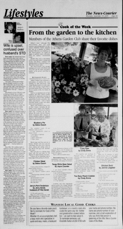 Athens News Courier, September 15, 2005, Page 17