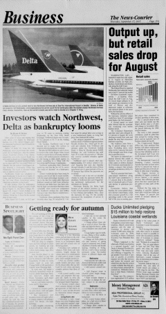 Athens News Courier, September 15, 2005, Page 19