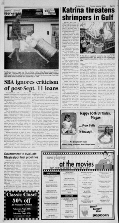 Athens News Courier, September 15, 2005, Page 21