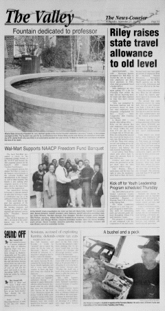 Athens News Courier, September 21, 2005, Page 9