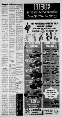 Athens News Courier, September 21, 2005, Page 51