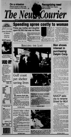 Athens News Courier, September 21, 2005, Page 2