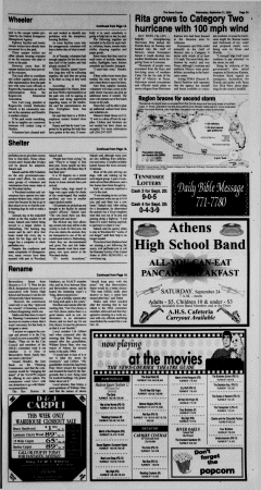 Athens News Courier, September 21, 2005, Page 6
