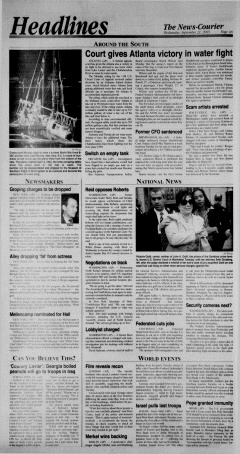 Athens News Courier, September 21, 2005, Page 8