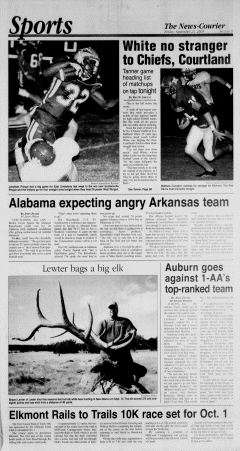 Athens News Courier, September 23, 2005, Page 29