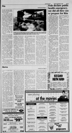 Athens News Courier, September 24, 2005, Page 5