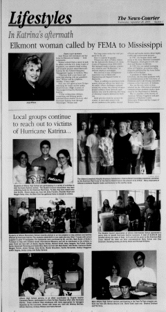 Athens News Courier, September 28, 2005, Page 49