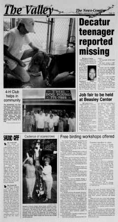 Athens News Courier, September 29, 2005, Page 5