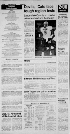 Athens News Courier, September 30, 2005, Page 43