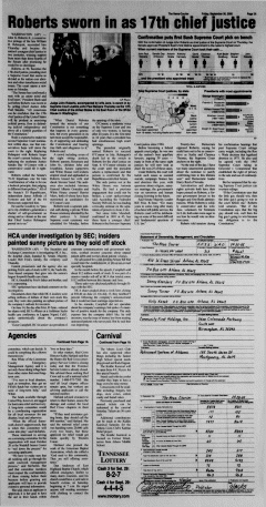 Athens News Courier, September 30, 2005, Page 6