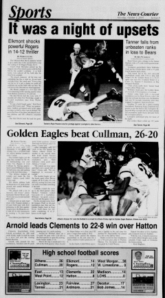 Athens News Courier, October 01, 2005, p. 17