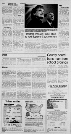 Athens News Courier, October 04, 2005, p. 3