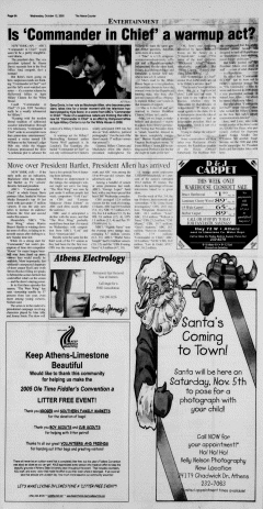 Athens News Courier, October 12, 2005, Page 11