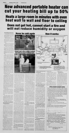 Athens News Courier, October 12, 2005, Page 19