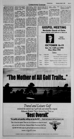 Athens News Courier, October 12, 2005, Page 22