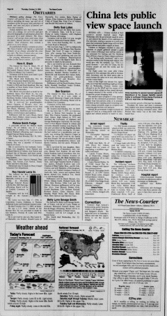 Athens News Courier, October 13, 2005, Page 3