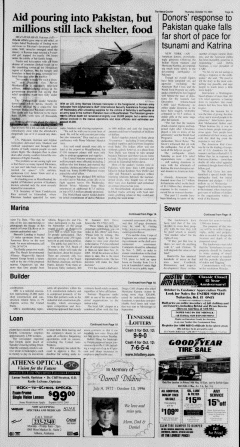 Athens News Courier, October 13, 2005, Page 5