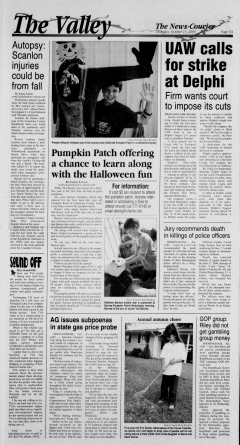 Athens News Courier, October 13, 2005, Page 9