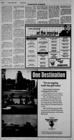Athens News Courier, October 13, 2005, Page 20