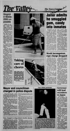 Athens News Courier, October 14, 2005, Page 10