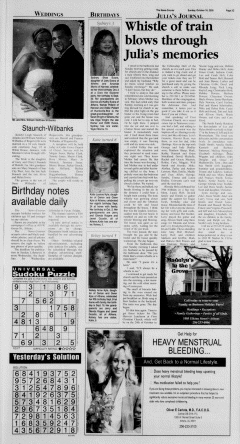 Athens News Courier, October 16, 2005, Page 49
