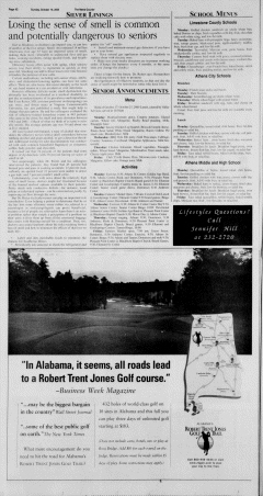 Athens News Courier, October 16, 2005, Page 51
