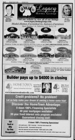 Athens News Courier, October 16, 2005, Page 59