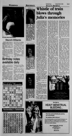 Athens News Courier, October 16, 2005, Page 54