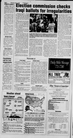 Athens News Courier, October 19, 2005, Page 3