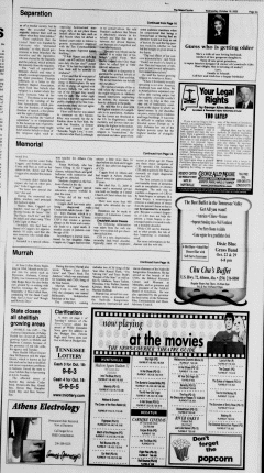 Athens News Courier, October 19, 2005, Page 5