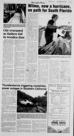Athens News Courier, October 19, 2005, Page 21
