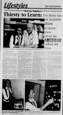 Athens News Courier, October 19, 2005, Page 41
