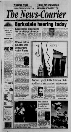 Athens News Courier, October 19, 2005, Page 2